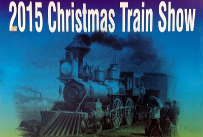 Christmas Holiday Train Show in Downtown Rising Sun